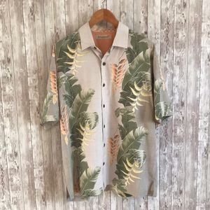 Tommy Bahama silk Hawaiian shirt